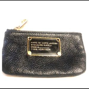 AUTHENTIC MARC JACOBS Leather Key Pouch